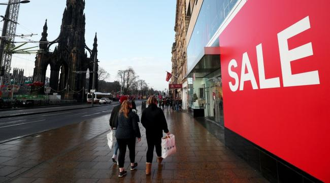 Scotland's post-Christmas lockdown may cost shops £135m per week, SRC says