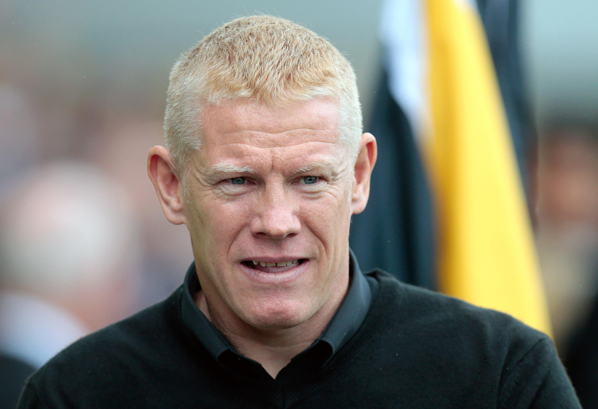 Gary Holt returns to Falkirk as sporting director following Livingston exit