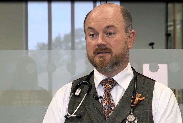 HeraldScotland: Professor Calum Semple