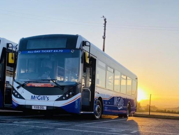 HeraldScotland: The brothers swooped for the Dundee bus firm