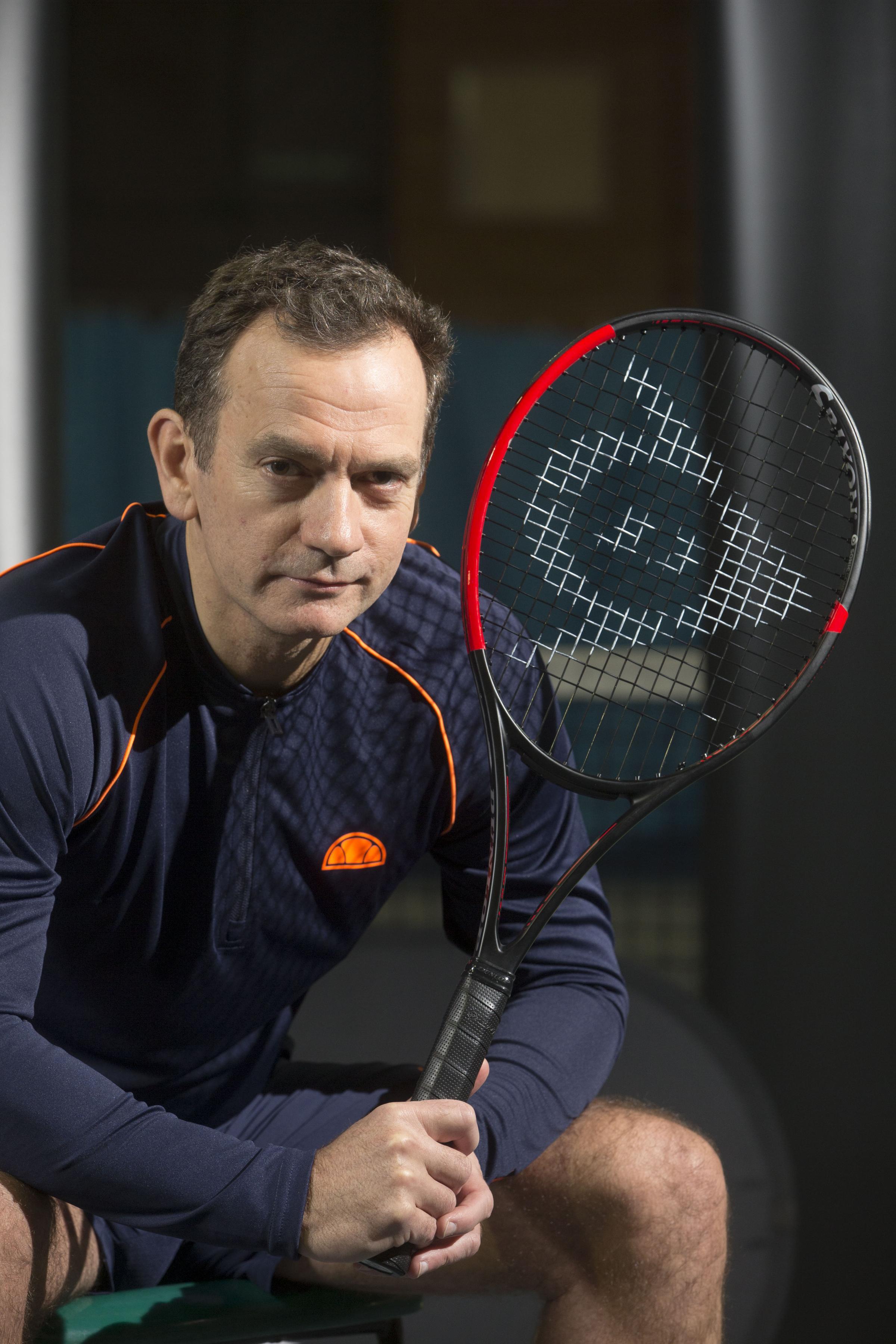 Bagaimana tenis berjaya berkembang di Scotland menerusi Covid-19