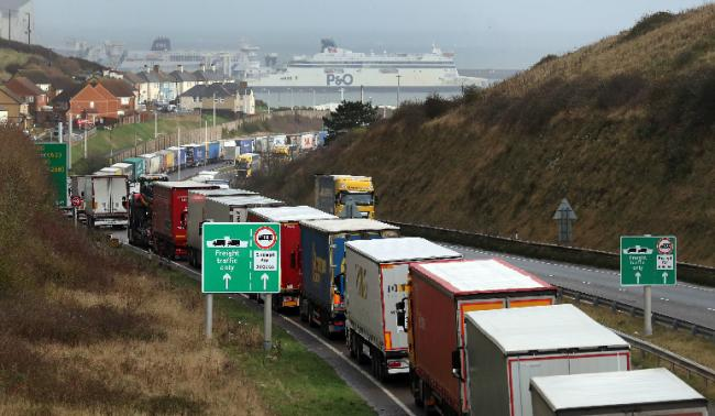 Brexit trade deal: Business leaders say border disruption issues unresolved
