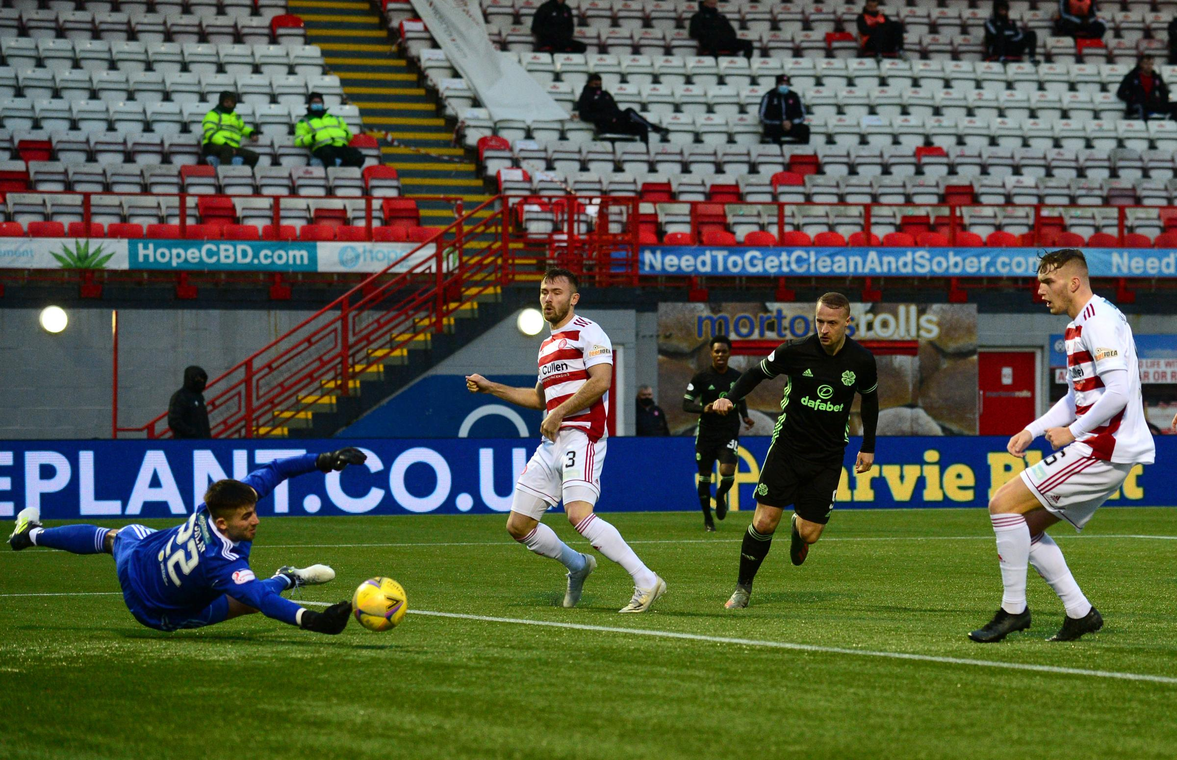 Hamilton 0 Celtic 3: How Brian Rice's players rated in Premiership defeat