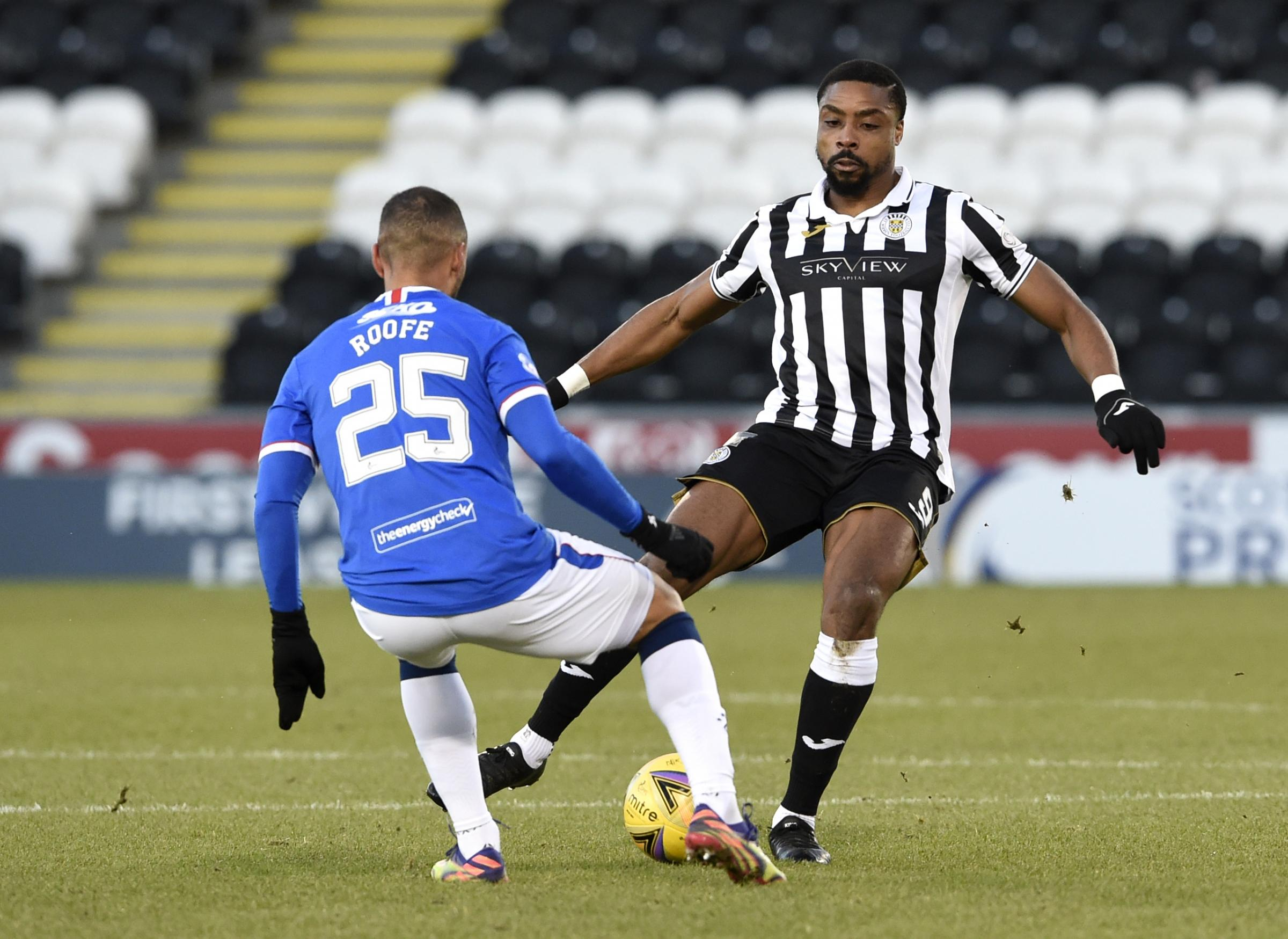 St Mirren players rated as they fall to defeat against league leaders Rangers