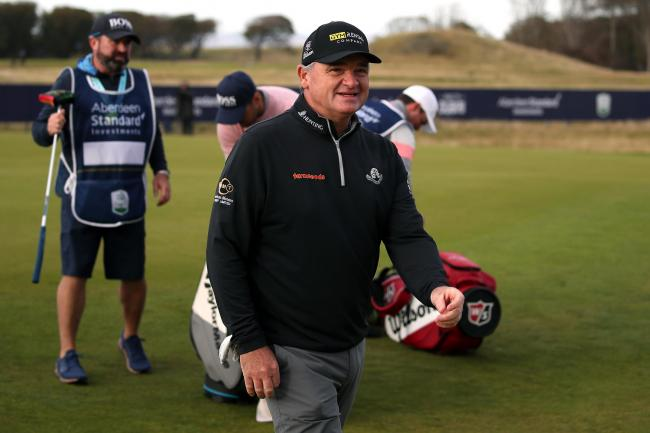 Paul Lawrie targets St Andrews as he sits out this year's Open at St George's