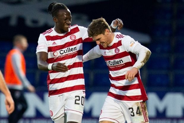 Hamilton Accies 3-0 Motherwell: Fine tribute to Jim McLean on Lanarkshire derby day