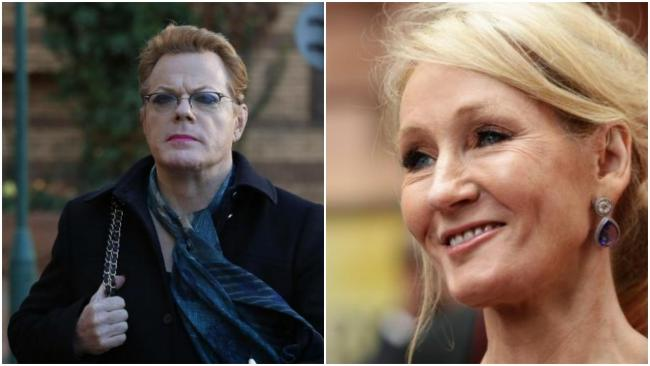 'I hate the idea we are fighting between ourselves':Eddie Izzard defends JK Rowling's stance on trans issues