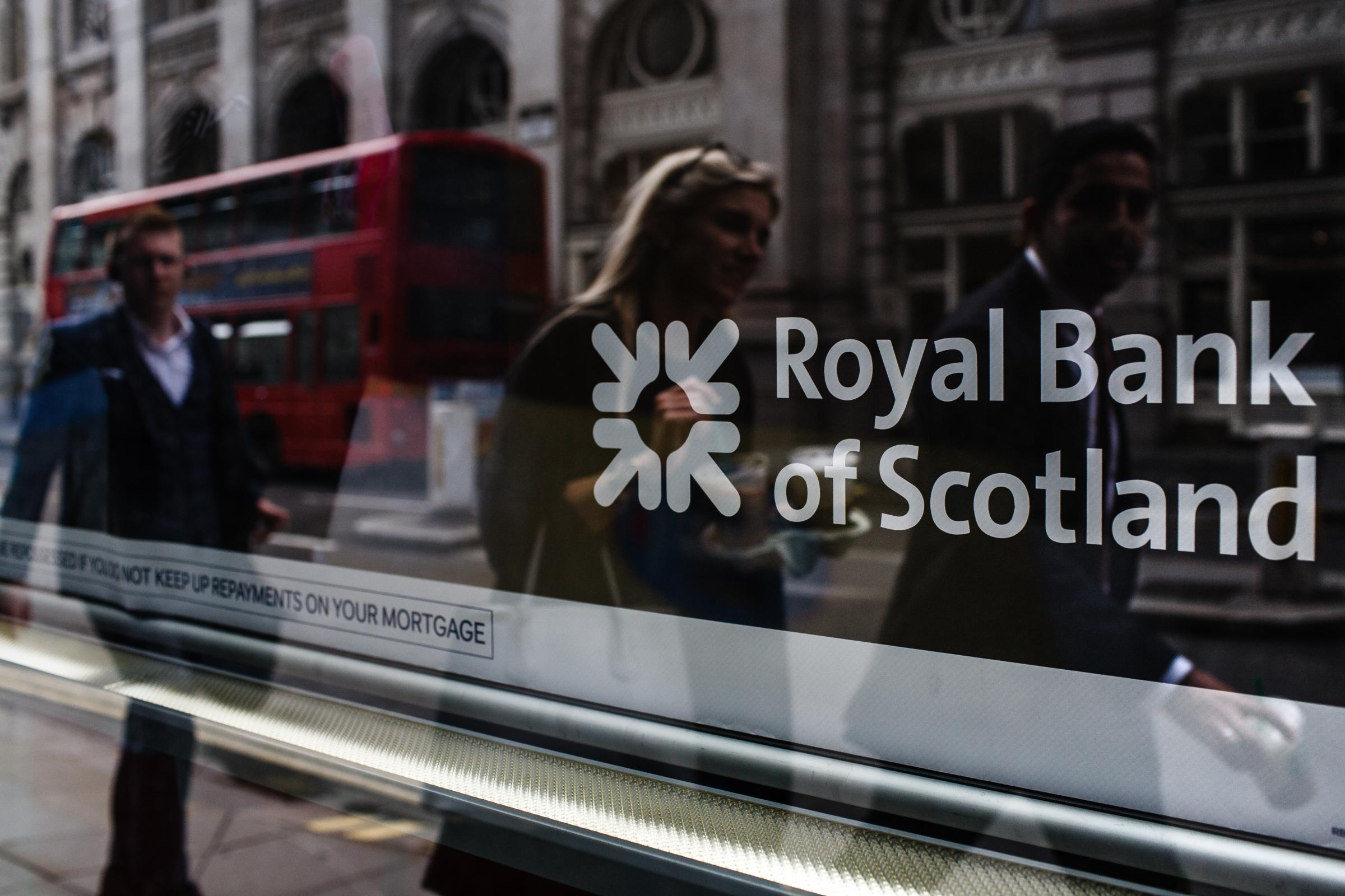 Royal Bank chief pins hopes on 'rapid recovery' as results eclipse forecasts