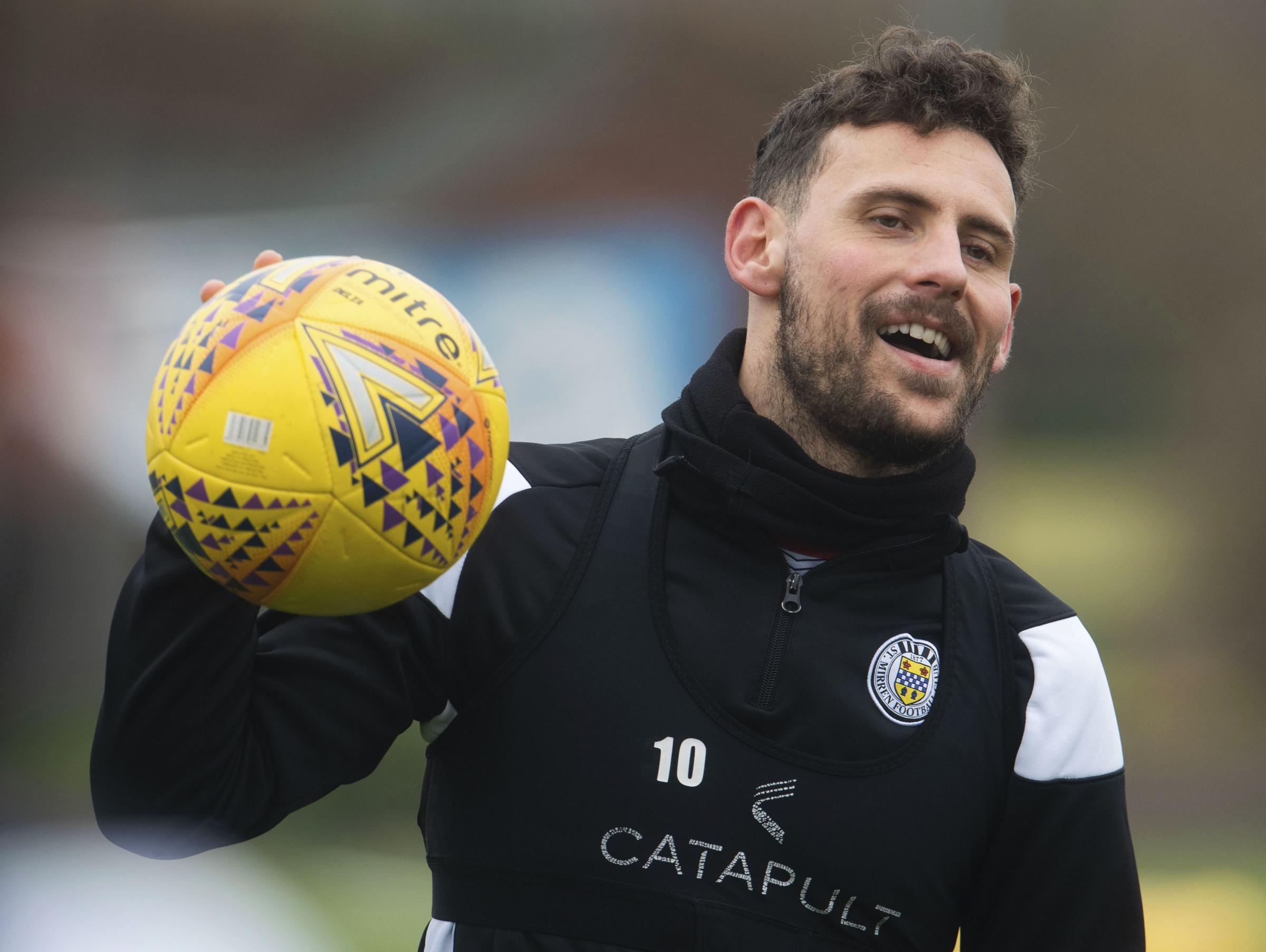 Ross County sign former Hamilton and St Mirren midfielder Tony Andreu