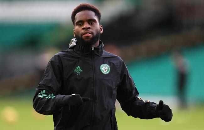 Odsonne Edouard has been disappointing for Celtic this season.