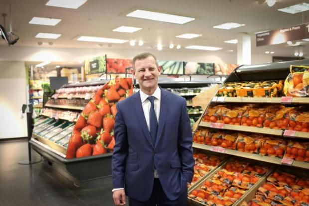 HeraldScotland: Marks & Spencer chief executive Steve Rowe