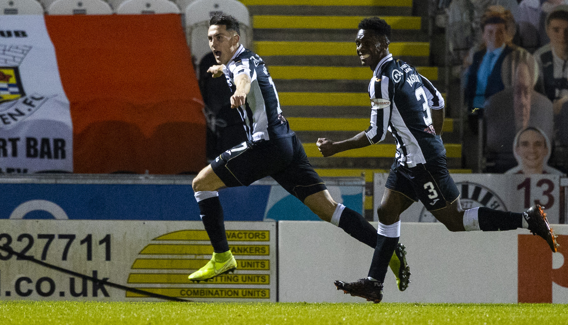 St Mirren's Jamie McGrath ready to step into the unknown ahead of Motherwell clash