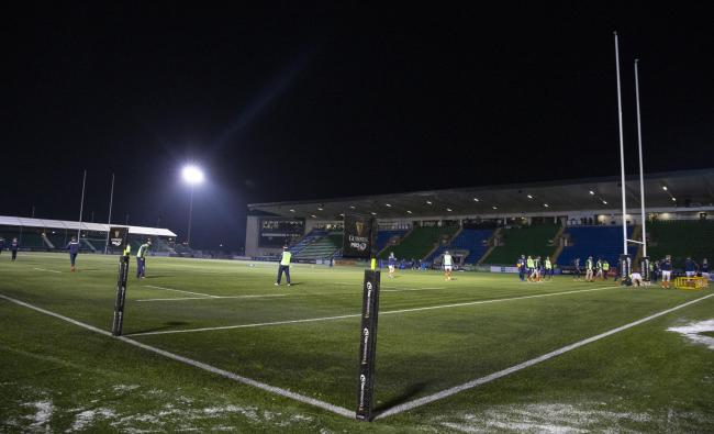 Cold weather forced Friday's Glasgow Warriors v Edinburgh match to be postponed at the last minute