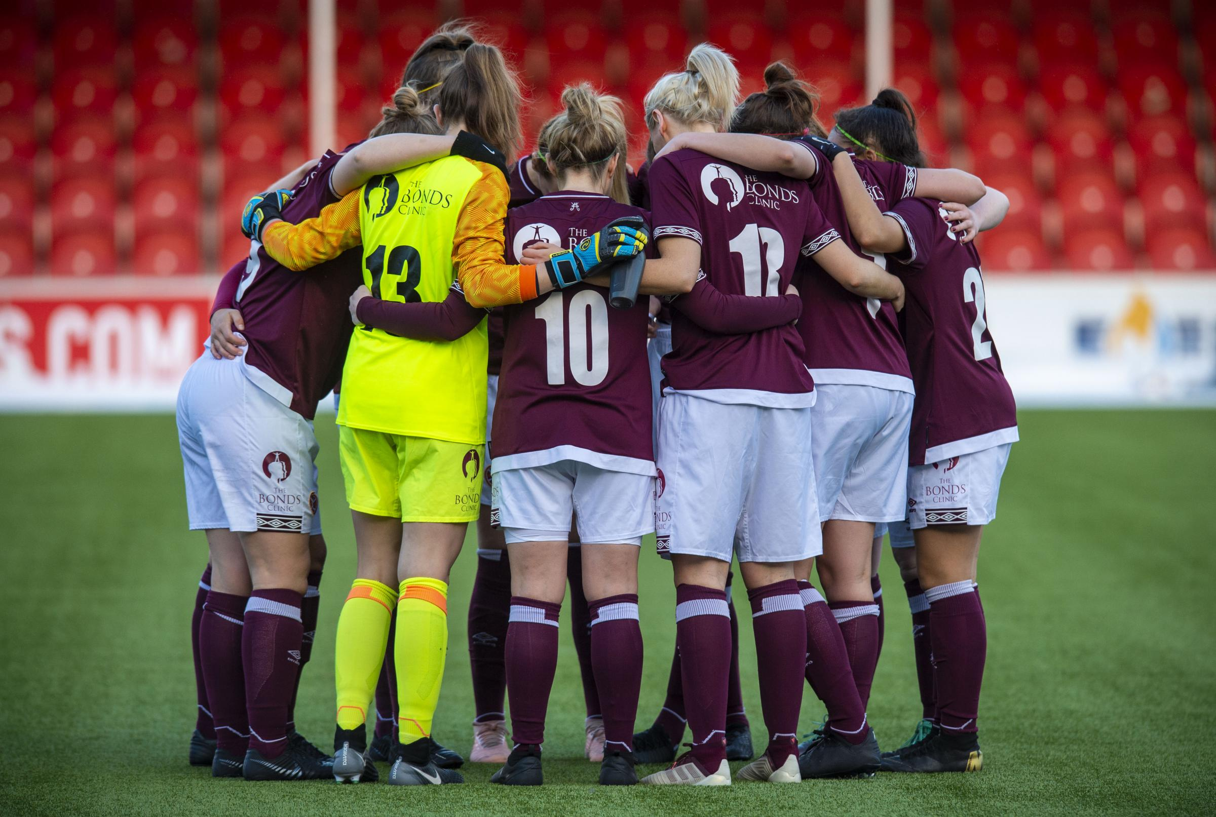 Alan Campbell: Resumption of SWPL will find Hearts in a much improved position from October start
