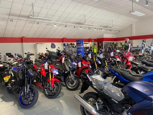 HeraldScotland: Ecosse Motorcycles
