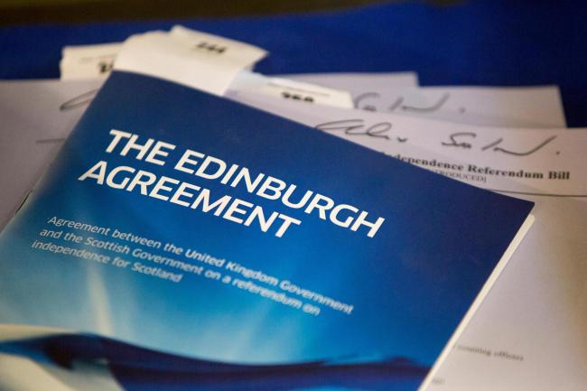 "MP Joanna Cherry stresses that ""the ideal method for Scotland to become independent would be after a referendum based on an agreement between the British and Scottish governments as set out previously in the Edinburgh Agreement"". Picture: Alamy"