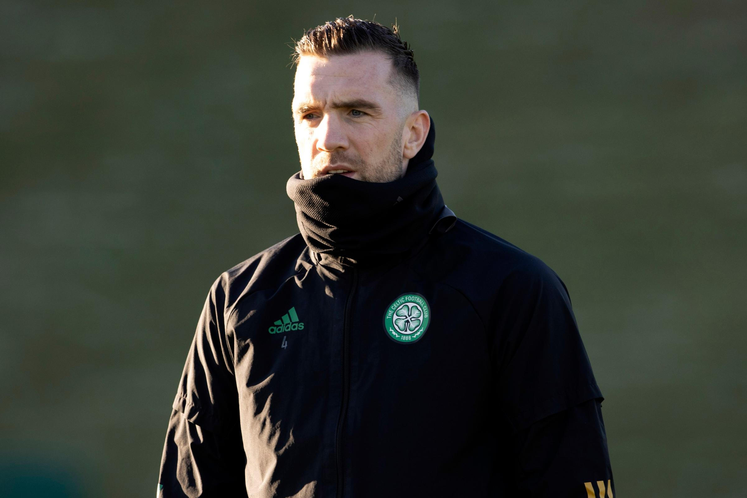 Covid confusion as Shane Duffy starts for Celtic - days after leaving squad bubble