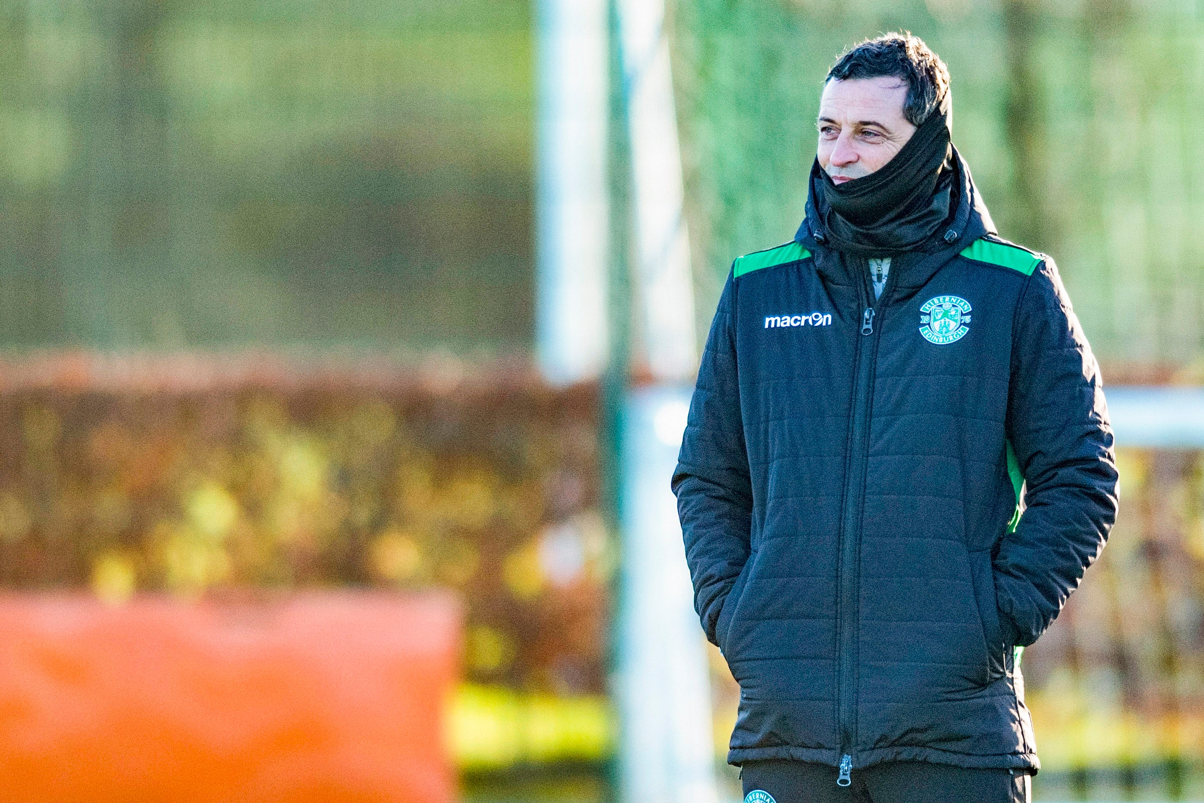 Celtic v Hibs: Jack Ross says his players' families feared for their loved ones