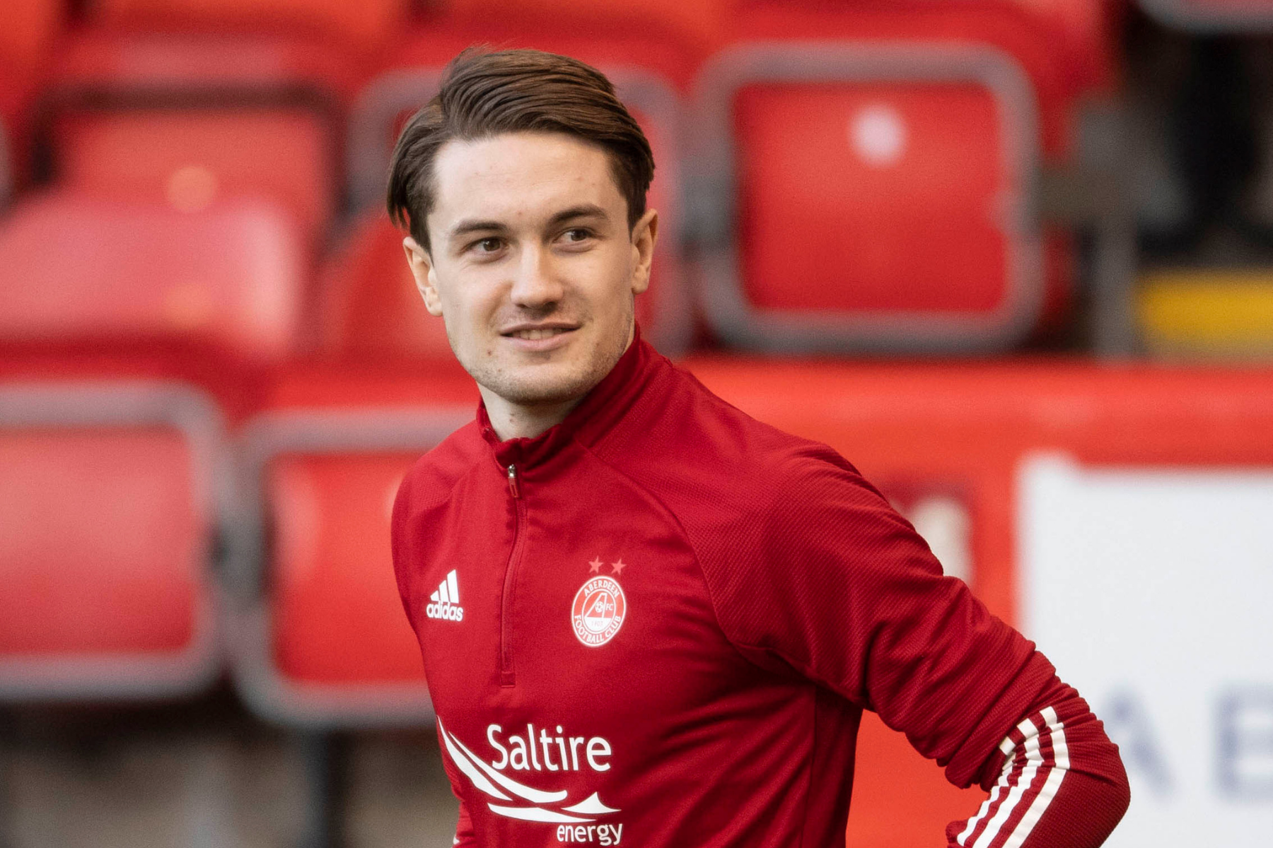 Aberdeen boss Derek McInnes confirms Rangers are interested in Scott Wright