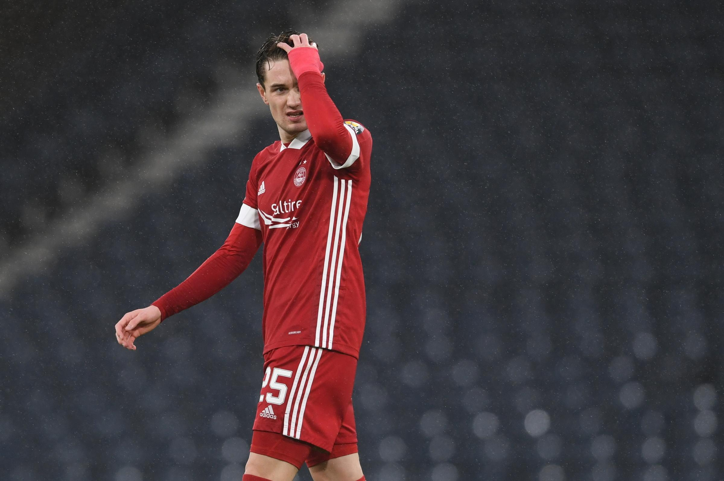 Rangers look to strike January deal for Aberdeen forward Scott Wright