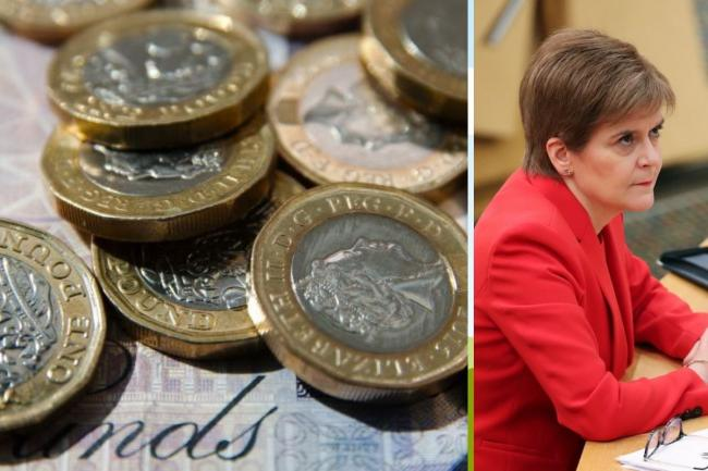 Nicola Sturgeon said the eligibility may need to be widened for the self-isolation grant scheme