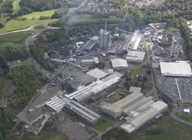 HeraldScotland: Plans for the former paper mill site include 850 much-needed homes as well as retail and leisure facilities, employment, business space, industrial units and a new care home.
