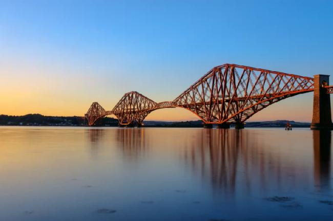 The Greens said the tunnel plan would help address an existing bottleneck partly caused by dependency on the Forth Bridge