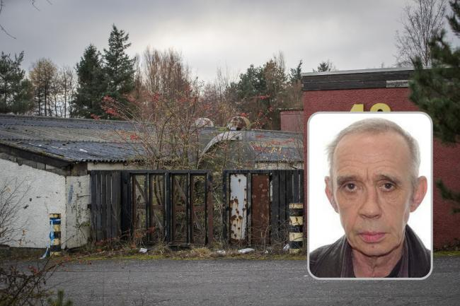 Arrest after remains found on industrial estate identified