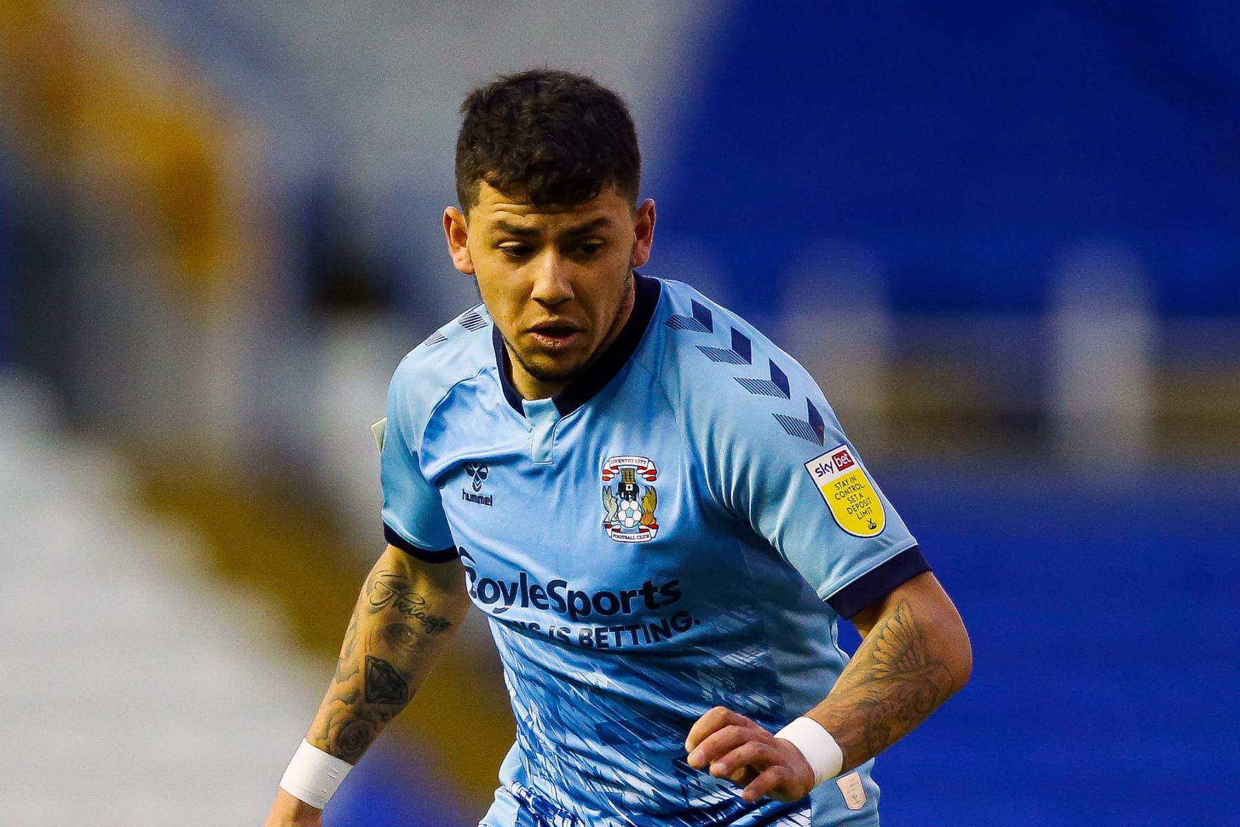 Rangers eye move for Coventry City midfielder Gustavo Hamer