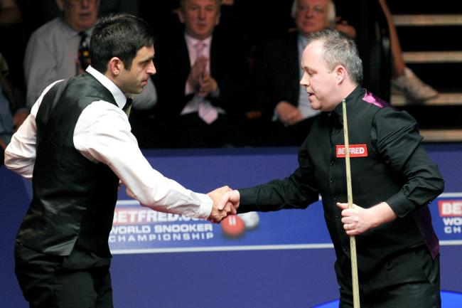 John Higgins booked his place in the semi-finals of the Masters semi-finals with a 6-3 win over Ronnie O'Sullivan