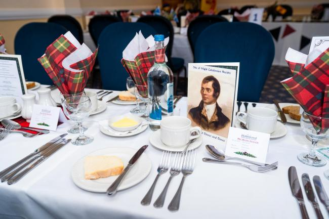 Burns Night celebrations will be online this year due to Covid-19