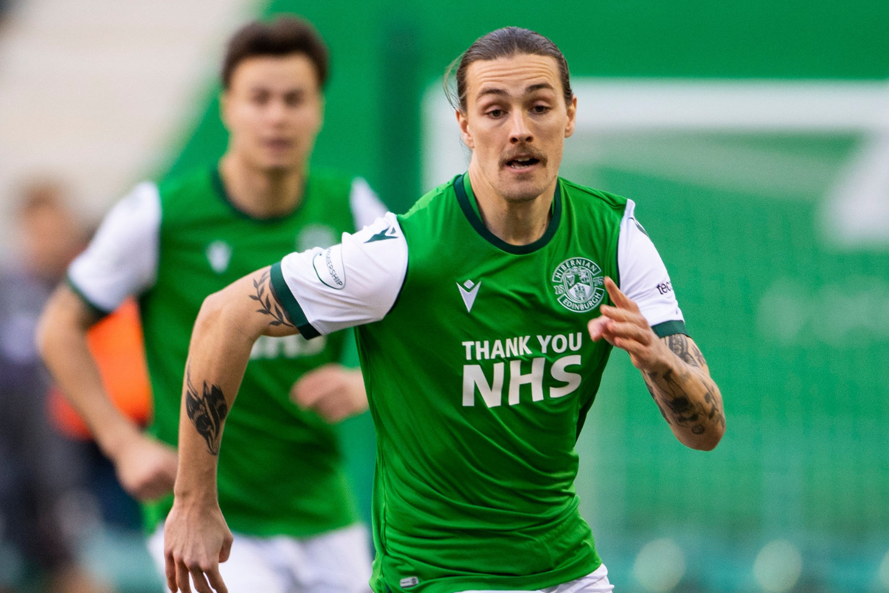 Jackson Irvine on signing for Hibs, 'frustrating' past seven months and Betfred Cup hopes
