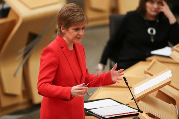 HeraldScotland: Nicola Sturgeon updated MSPs on the phased reopening of schools earlier this week.