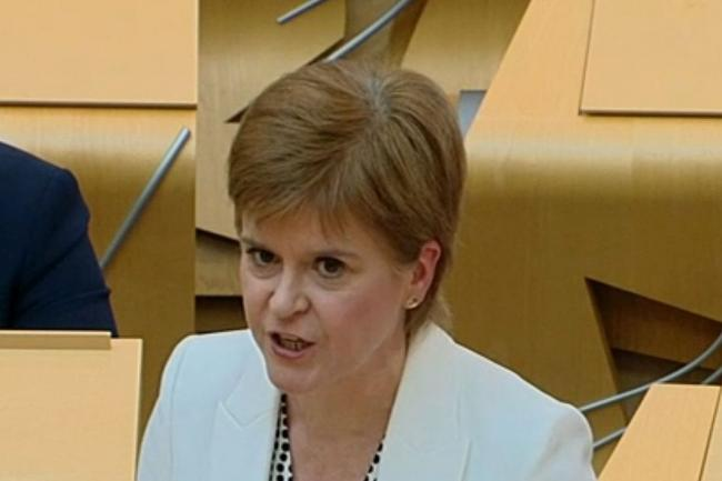 Salmond inquiry: Sturgeon told 'buck stops with her' not fall-guys