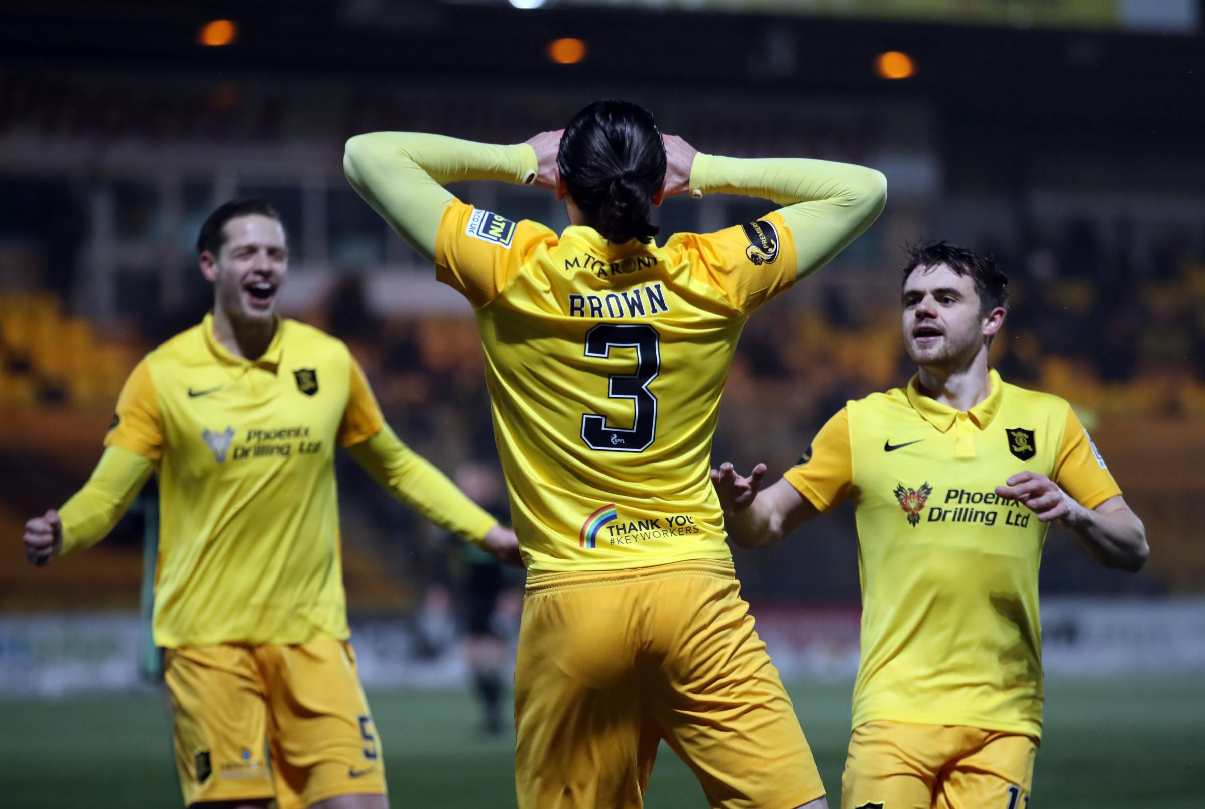 Livingston troll Celtic in 'historic 10 in a row' post after sealing impressive point against holders