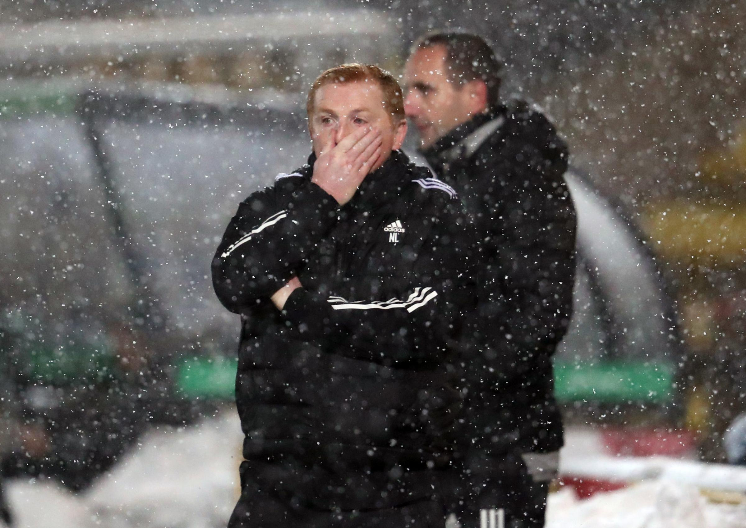 Neil Lennon vows to fight on at Celtic as he refutes suggestion club are a 'shambles'