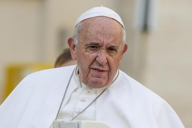 Pope Francis would be the third pope to visit Scotland