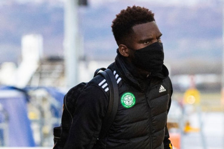 Odsonne Edouard Celtic absence explained with Hoops striker 'unlikely' to sign Parkhead contract extension