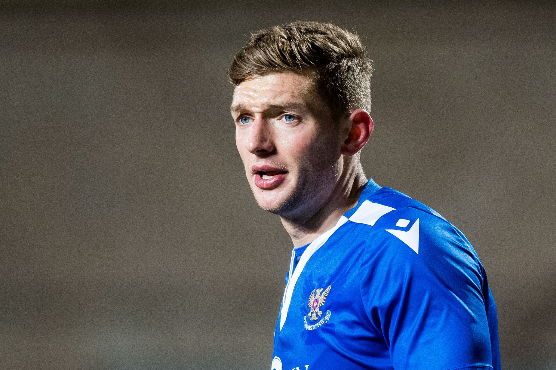 Liam Gordon has St Johnstone's Scottish Cup heroes in his mind ahead of Betfred Cup semi against Hibs