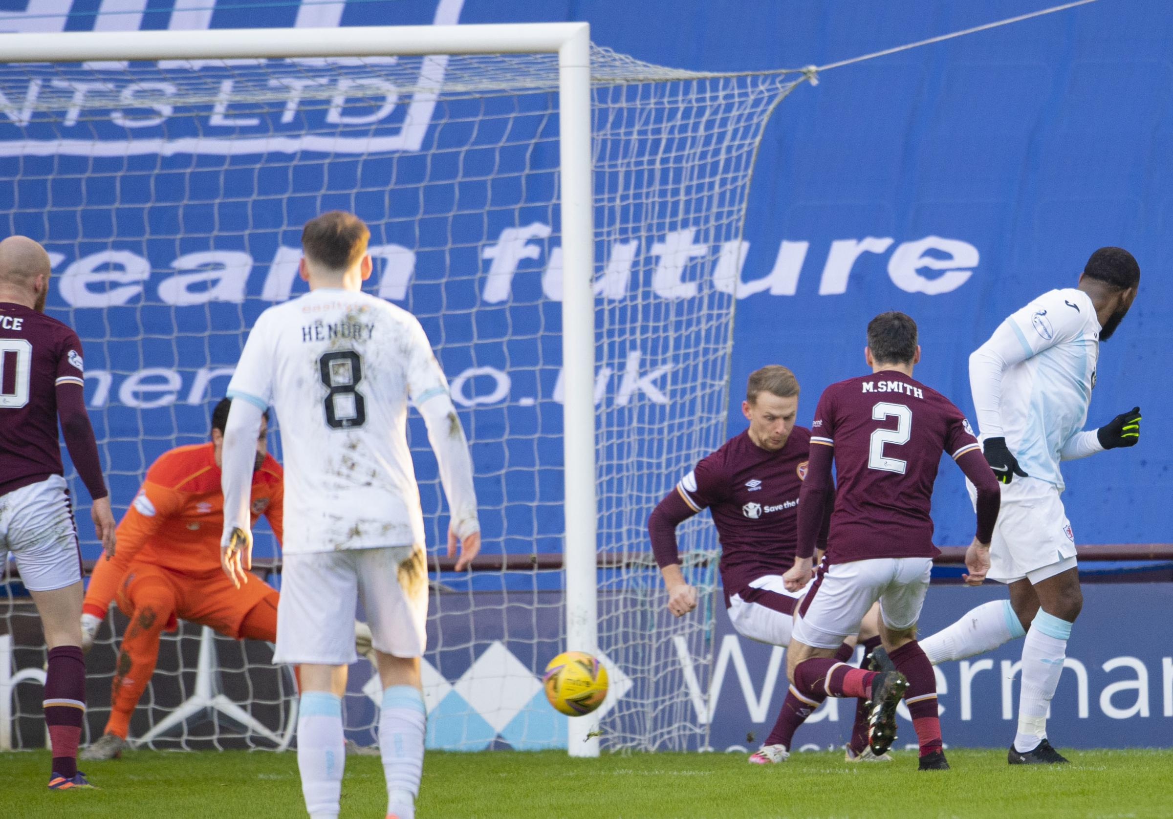 McGlynn full of praise for victory over Hearts following Raith Rovers quarantine
