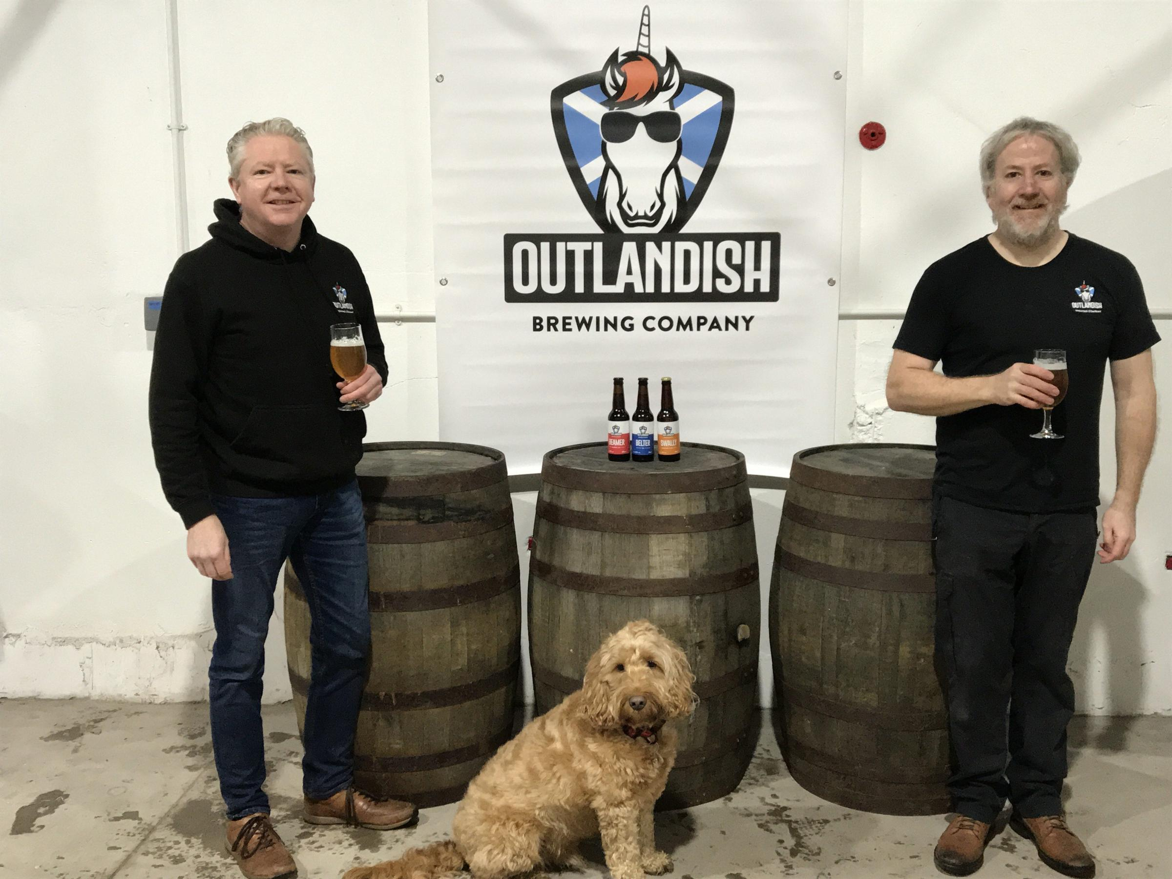 Lanarkshire brothers realise brewing dream