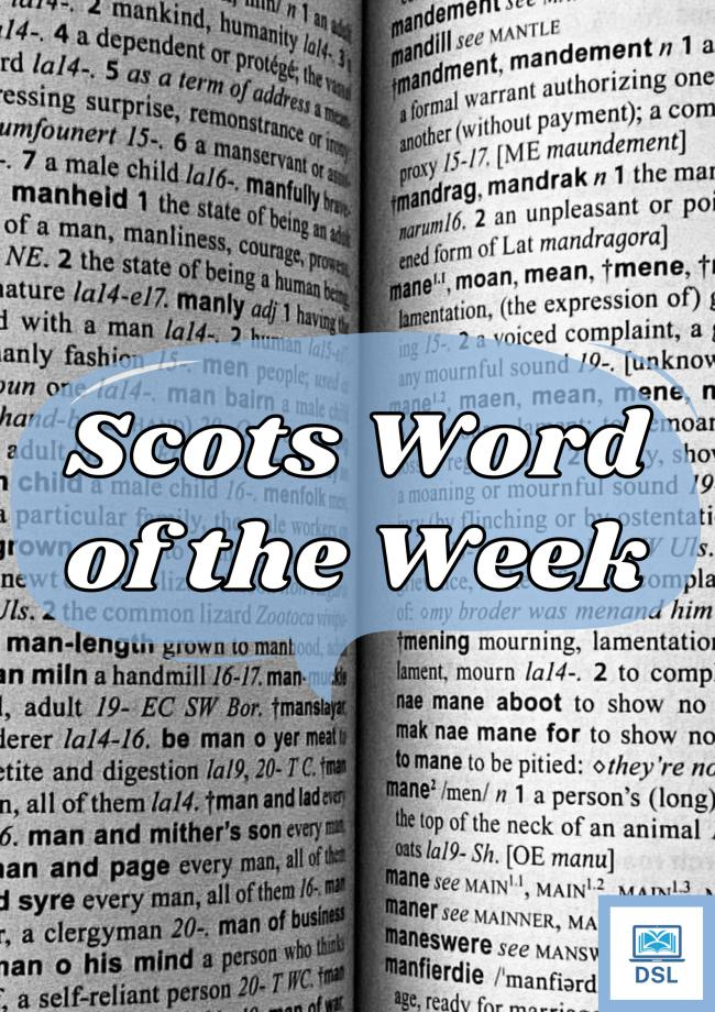 Scots word of the week: Mither-led