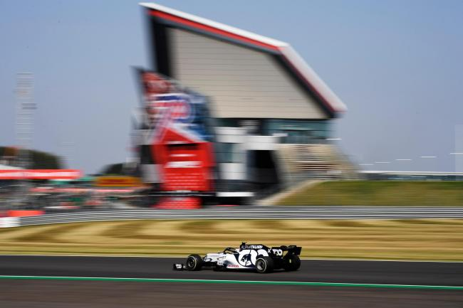 Silverstone will host the British Grand Prix on July 19