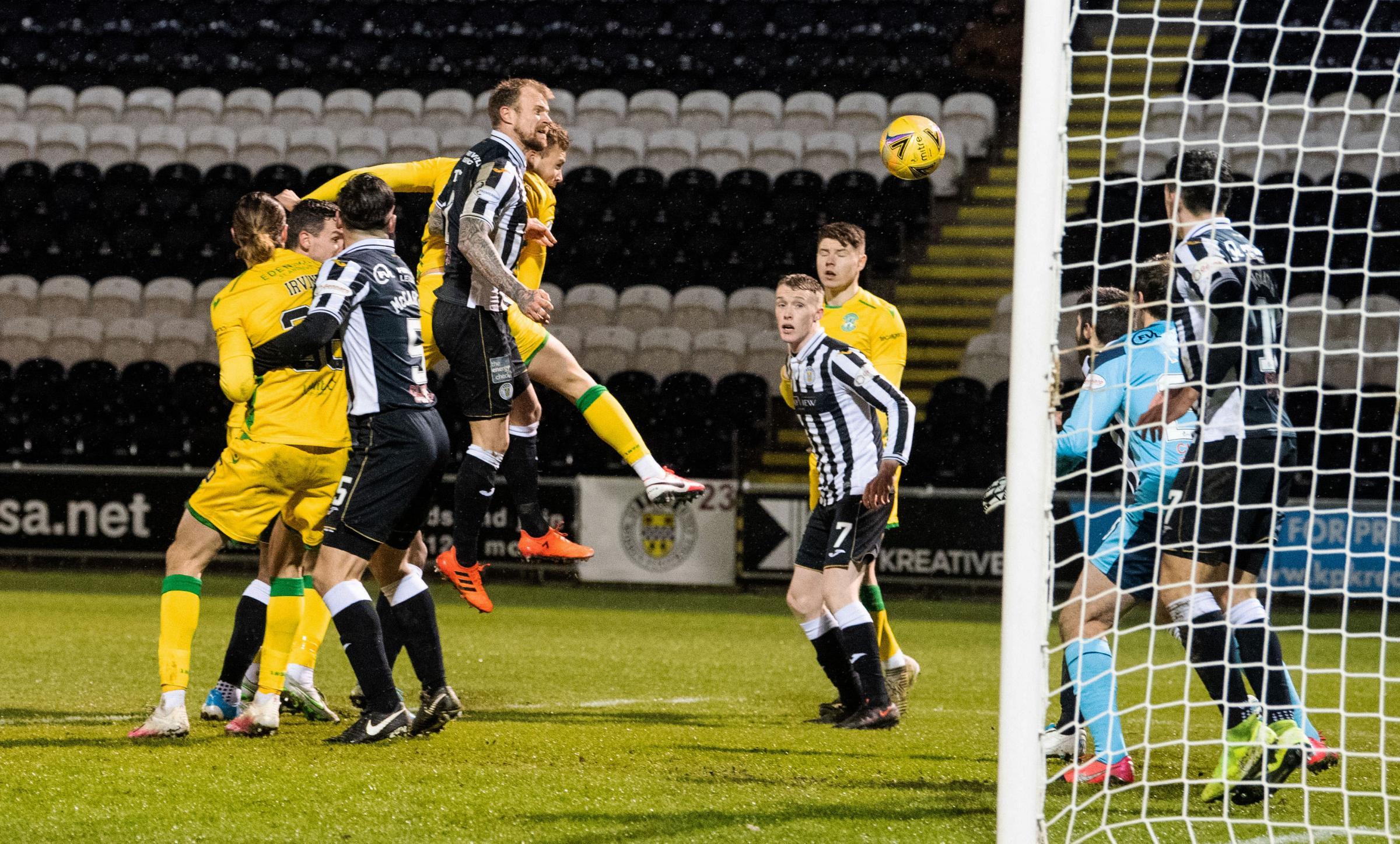 St Mirren 1-2 Hibernian: Ryan Porteous makes quick impact
