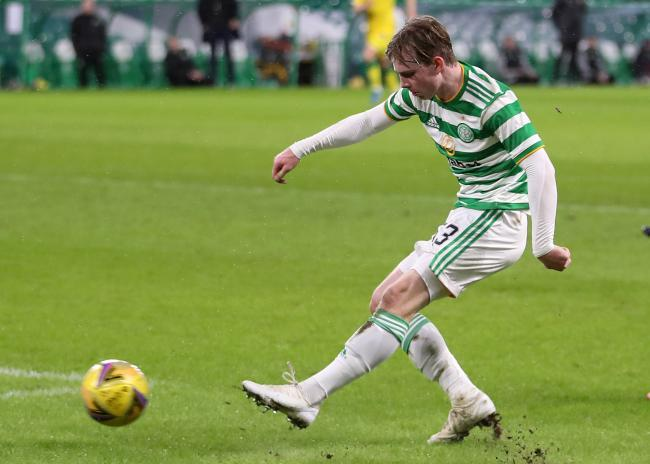 Celtic's Cameron Harper to leave and join NY Reb Bulls this month after pre-contract talks