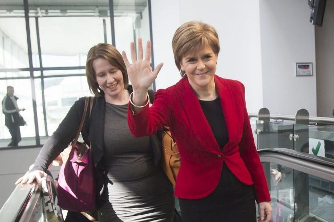 Sturgeon's top aide accused of multiple code of conduct 'breaches' on  Twitter | HeraldScotland