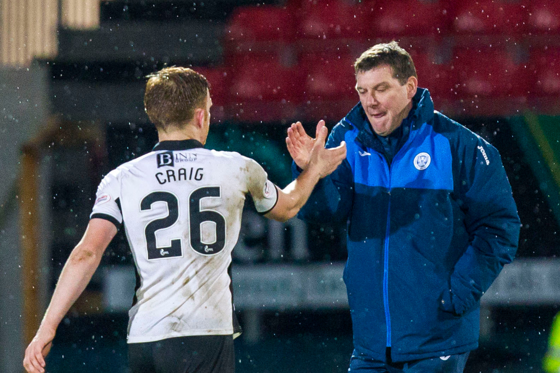 Liam Craig on the 'underestimated' Tommy Wright St Johnstone era and how Livingston may follow suit