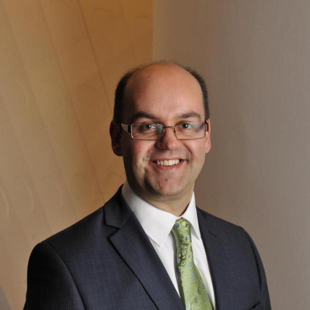 HeraldScotland: David Lonsdale, director of the Scottish Retail Consortium