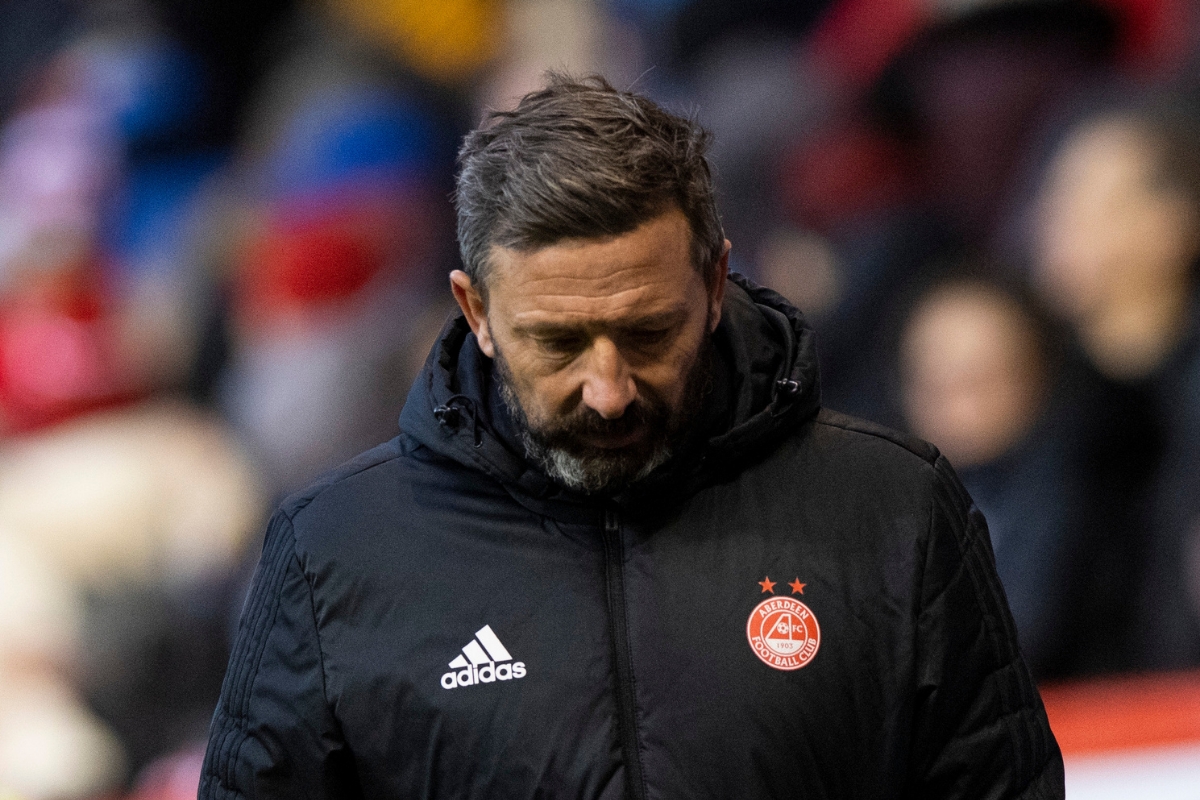 Hibs 2-0 Aberdeen: Derek McInnes' side fall to defeat