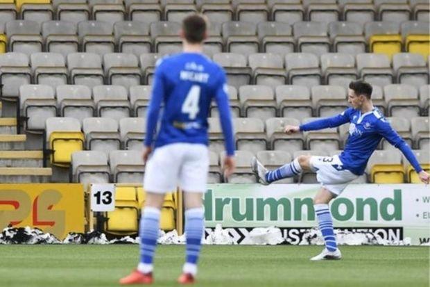 Livingston 1-2 St Johnstone: Stunning Scott Tanser free kick sends Saints on way